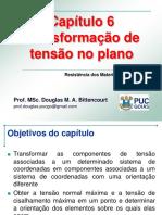 PUC - REMA I - 06 - Transformação de Tensão No Plano