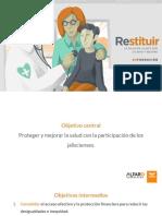 Presentación de la propuesta de salud | Restituir la salud en Jalisco con calidad y equidad