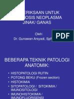 Onkologi Pemeriksaan- Diagnosis Neoplasma Jinak-Ganas