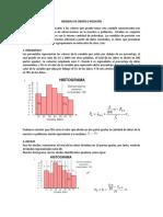 Medidas de Orden o Posición Clase - probabilidad y estadistica