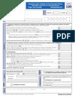 Estimacion Directa Irpf 130