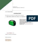 Cotizacion Equipo Indurac 150 Pro