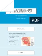 sparc presentation - swallowing disorders