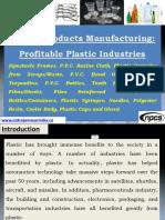 Plastic Products Manufacturing Profitable Plastic Industries -173837-.pdf