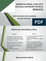 SESIÓN 3 - Dilemas Morales