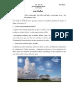 Las Nubes. Martina