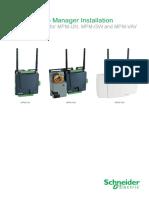 MPM Series - Installation Sheet