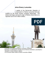 Avenue Patrice Emery Lumumba