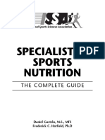 ISSA Sports Nutrition Certification Chapter Preview