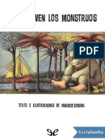 Donde viven los monstruos - Maurice Sendak.epub