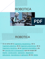 ROBOTICA .ppt