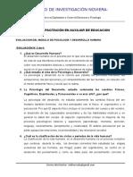 2. Evaluacion Psicol. Desarrollo Humano (1).doc