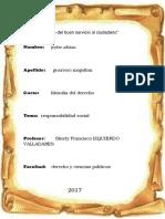 Filosofia Del Derecho (Responsabilidad Social) (2)