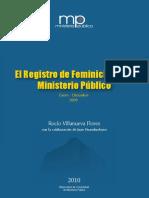 FeminicidioENE2008 DIC2009 REG
