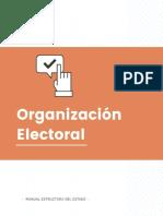 Estructura del Estado Colombiano - Organizacion Electoral