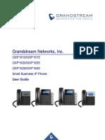 Gxp16xx User Guide