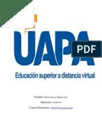 Espanol 1 Mapa
