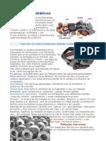 Metales y Estructuras