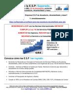 Software Facturacion Para Acueductos GBS