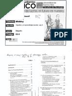 83-36 La Zona de Desarrollo Proximo y El Analisis de Las Practicas Educativas. Vigotsky y El Aprendizaje Escolar Cap. 5 (Baquero)