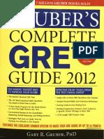 Gruber's Complete GRE Guide 2012.pdf