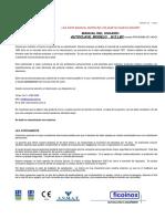 Manual H12LBV Esp 01 2013