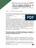Dialnet-ModeloPedagocicoDeFormacionPermanenteDeLosDocentes-4228381