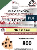 Tendencias Electorales CDMX Nov 2017 V2