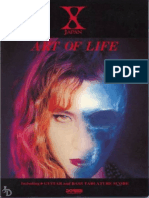 X Japan - Art of Life Scorebook-1
