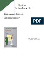 PDGA Rousseau 2 Unidad 3