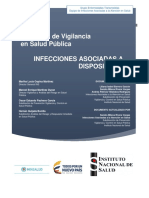 PRO Infecciones Asociadas a Dispositivos