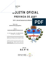 Ordenanza Impositiva Municipal San Pedro