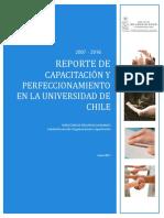 Reporte Gestion Capacitacion 2007 2016 PDF 1158 Kb