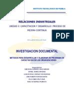 Investigacion Unidad 3 ISMAEL