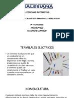 TERMILALES ELECTRICOS