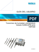 HMT330 Users Guide in Spanish M210566ES