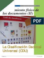El Tratamiento Físico de Los Documentos