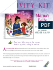 MAMA'S BELLY Activity Kit
