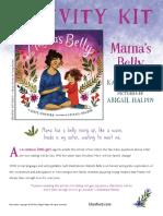 MAMA'S BELLY Activity Kit