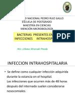 Bacterias Nosocomiales 2013