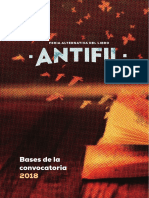 Bases - AntiFil 2018