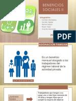 Beneficios Sociales II
