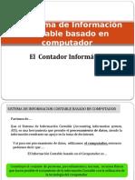 Sistema de Informacion Contable Basada en Computador (Tercera Presentacion)