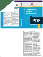 Comprensión lectora 3 manual para el docente de tercer grado de Secundaria.pdf