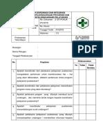 Daftar Tilik - Koordinasi Dan Integrasi Penyelenggaraan Program Dan Penyelenggaraan Pelayanan