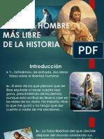 TEMA 4 Jesús El Hombre Más Libre de La Historia