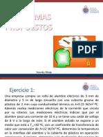 Clase Practica TRANFERENCIA DE CALOR