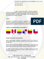 Brochure Genecc