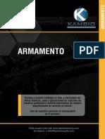Cat Kambio V22016 Armamento