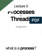 CS2106 Lec3 Process